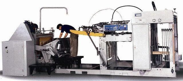 Высекальный автомат GALAXY 1100