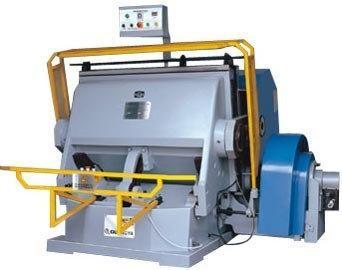 Пресс тигельный для высечки с ручной подачей LionPower ML-1100