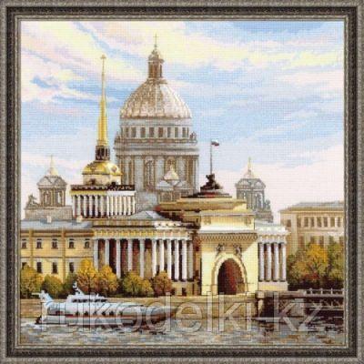 """Набор для вышивания крестом """"Санкт-Петербург. Адмиралтейская набережная"""""""