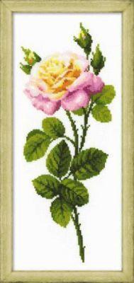 """Набор для вышивания крестом """"Дивный цветок"""""""