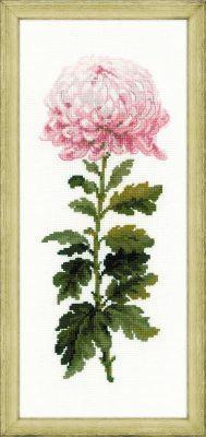 """Набор для вышивания крестом """"Нежный цветок"""""""