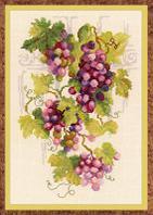 """Набор для вышивания крестом """"Виноградная лоза"""""""