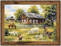 """Набор для вышивания крестом """"Деревенский полдень"""""""