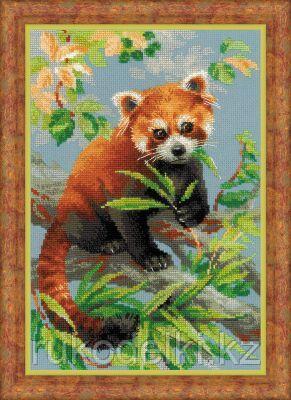 """Набор для вышивания крестом """"Красная панда"""""""