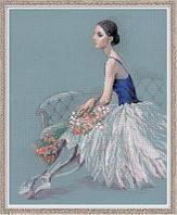 """Набор для вышивания крестом """"Балерина"""", фото 1"""
