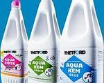Жидкости для биотуалетов