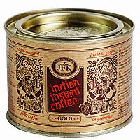 Индийский быстрорастворимый гранулированный кофе (JFK GOLD), 50 г.