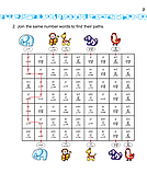 Easy Steps to Chinese for Kids. Рабочая тетрадь 1a (на английском языке), фото 3