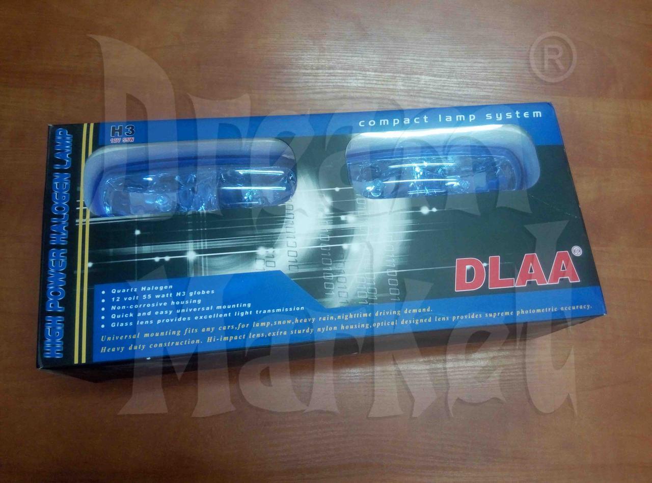 Противотуманные фары DLAA LA600 синие