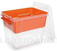 Ящик для хранения с вкладышем «Профи» 25 л. 50901 (003)