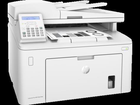 HP G3Q79A МФУ лазерное монохромное LaserJet Pro MFP M227fdn Printer (A4)