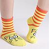 Детские носки котик. от 0-1год