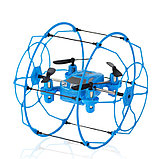 Мини Квадрокоптер в сфере из сетки (2.4Ghz, 10 см), фото 2