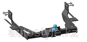 Фаркоп FORD Transit VAN + 2014- (для удлиненной базы) г.в., 3984-F, Bosal, 2500/120кг