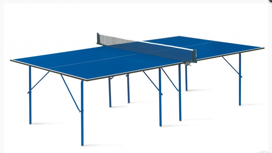 Теннисный стол Start Line Hobby Super Outdoor - стол для настольного тенниса с влагостойким покрытием