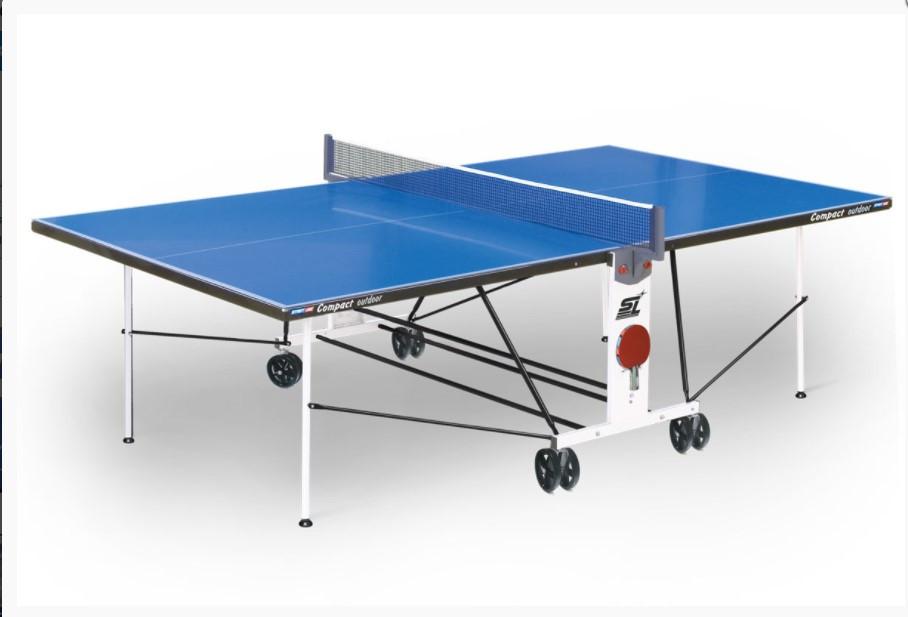 Compact Outdoor 2 LX- любительский всепогодный стол для использования на открытых площадках и в помещениях