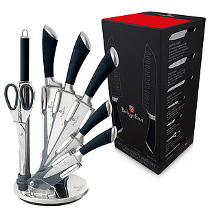 Набор ножей Berlinger Haus Infinity Line (8 пр.)