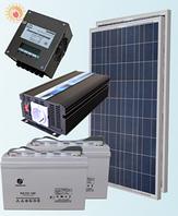 Солнечная электростанция 2.2 кВт/сутки(12В). ГАРАНТИЯ 1 ГОД, фото 1