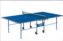 Olympic с сеткой - стол для настольного тенниса для частного использования со встроенной сеткой.