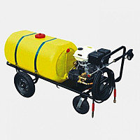 Бензиновая мойка высокого давления LEO 3WZ-3600GC Емкость 300л