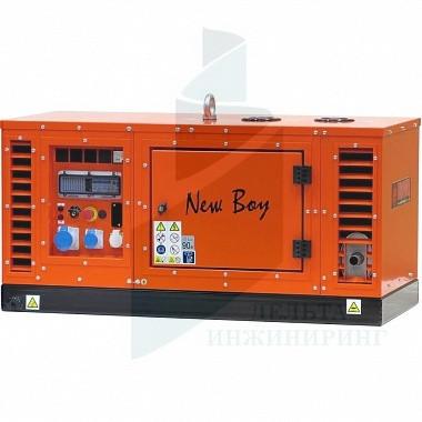 Генератор дизельный Europower EPS 103 DE серия NEW BOY