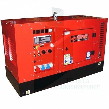 Генератор дизельный сварочный Europower EPS 300 DXE DC