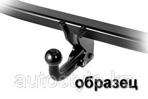 Фаркоп NISSAN NP300 pick-up 2008/6- г.в., 4366-A, Bosal, 2000/75кг