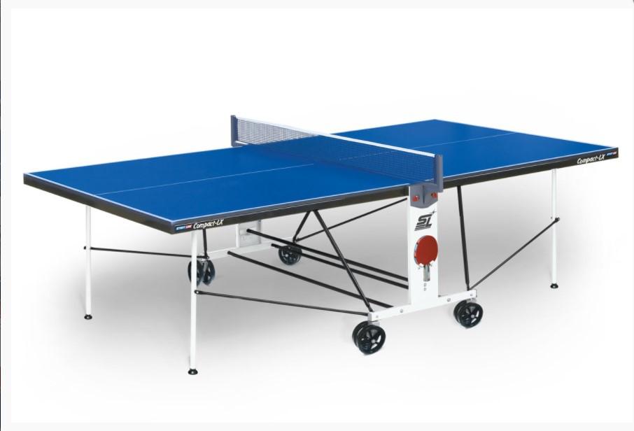 Теннисный стол Start Line Compact LX (ЛМДФ 16мм)