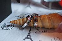 """Парные кольца для влюбленных """"Римские цифры""""*, фото 1"""