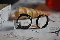 """Парные кольца для влюбленных """"Стильные"""", фото 1"""
