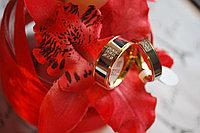 """Двойные кольца для влюбленных """"Крепкие чувства"""", фото 1"""