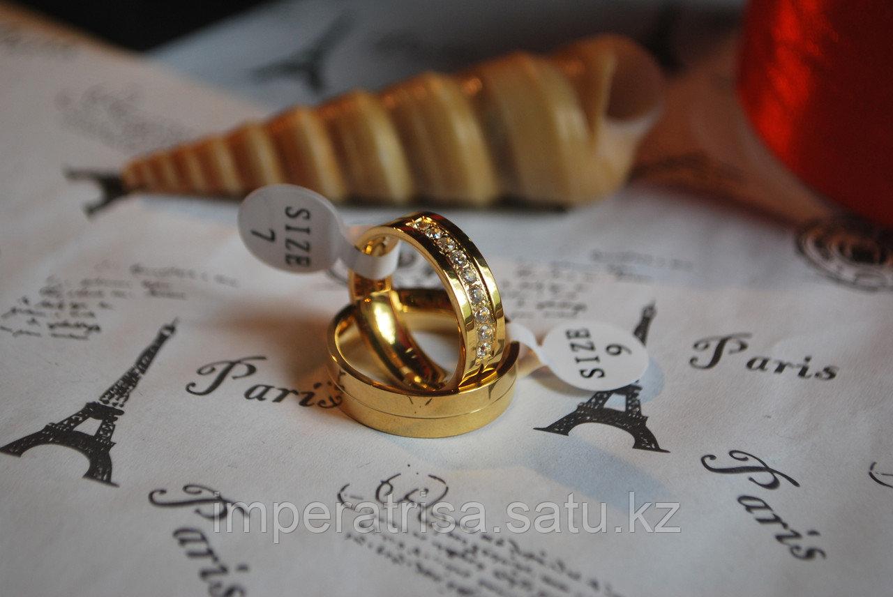 """Двойные кольца для влюбленных """"Не забывай меня""""*"""