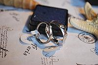 """Двойные кольца для влюбленных """"Преданность""""*, фото 1"""
