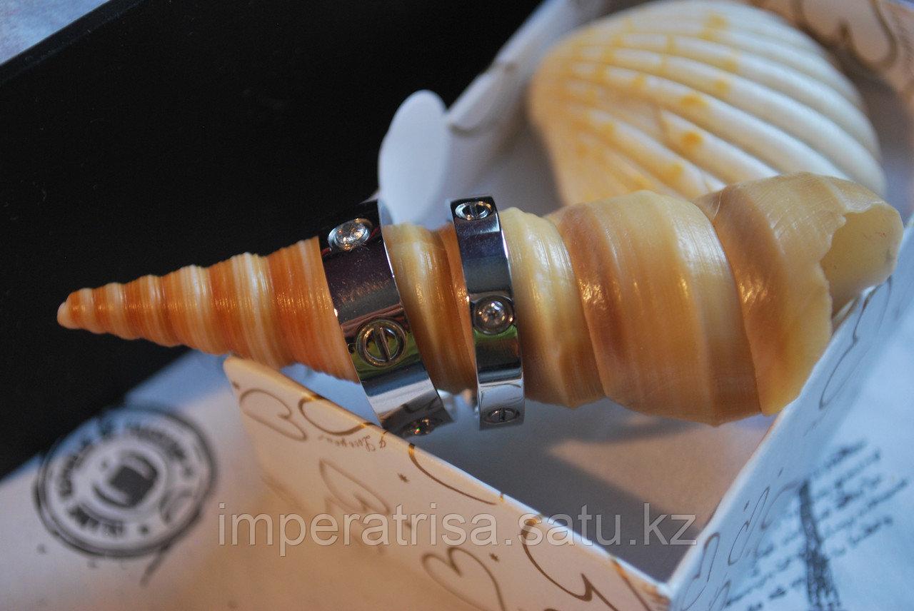 """Парные кольца """"Cartier"""""""