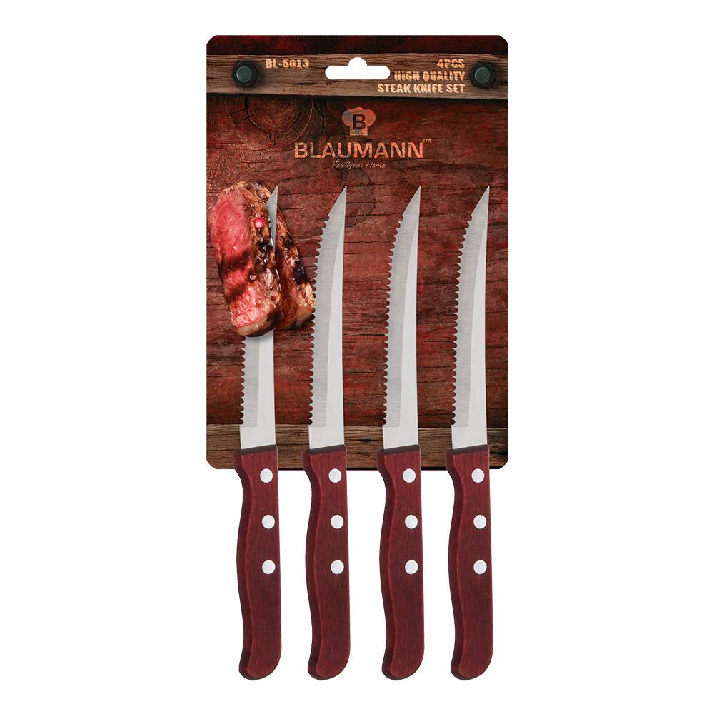 Набор ножей для стейка Blaumann 4 предмета