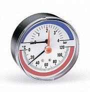 Термоманометр аксиальный F+R818 (TMAP)