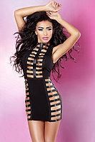 Платье со вставками-шлейками Royal dress - Lolitta