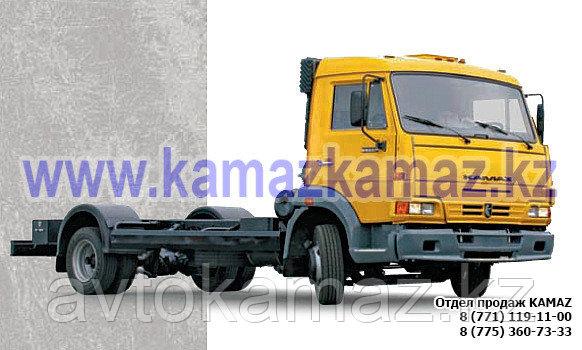 Шасси КамАЗ 4308-3065-99 (Сборка РФ, 2013 г.)