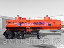 Полуприцеп-бензовоз Нефаз 96742-200210-03 (Сборка РФ, 2017 г.)