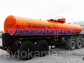 Полуприцеп-нефтевоз Нефаз 96742-300110-04 (Сборка РФ, 2017 г.)
