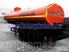 Полуприцеп-нефтевоз Нефаз 9638-200110-01 (Сборка РФ, 2017 г.)