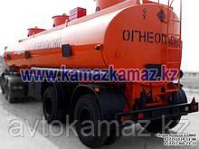 Полуприцеп-бензовоз Нефаз 9693-200310 (Сборка РФ, 2017 г.)
