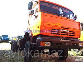 Шасси КамАЗ 53228-1990-15 (Сборка РФ, 2013 г.)
