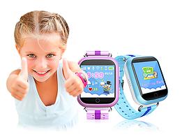 Новинка! Популярные модели детских gps smart часов Q50, Q100 теперь в наличии от 8000 тг!