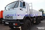 Бортовой грузовик КамАЗ 43118-6022-46 (Сборка РФ, 2017 г.), фото 2