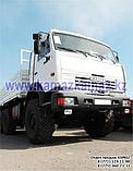 Бортовой грузовик КамАЗ 43118-6023-46 (Сборка РФ, 2017 г.), фото 4