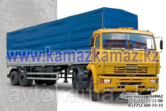 Седельный тягач КамАЗ 65116-6913-23 (Сборка РФ, 2017 г.)
