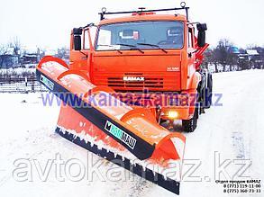 Комбинированная дорожная машина КамАЗ КО-829Д1 (Сборка РФ, 2017 г.)
