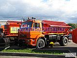 Комбинированная дорожная машина КамАЗ КО-829Д1 (Сборка РФ, 2017 г.), фото 2