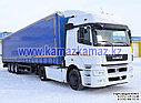 Седельный тягач КамАЗ 5490-014-87 (Сборка РФ, 2017 г.), фото 5